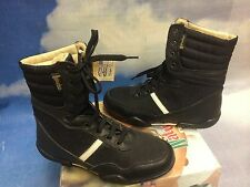 Naturino Fashion Leather Lace Boxing Boots Size 32 to 35 / US Kid Size 1 to 3.5