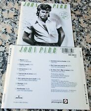 JOHN PARR Self-Titled NEW RARE CD w/ hits Naughty Naughty Love Grammar Magical