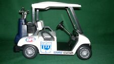 North Melbourne Kangaroos Custom Golf Cart 1:24 Clubs Driver Iron Putter Ball
