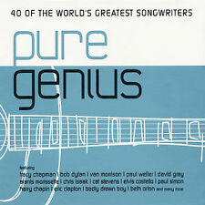 V.A. Pure Genius w/Elvis Costello, Bob Dylan, Eric Clapton, Elton John and more.