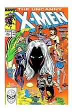 The Uncanny X-Men #253 (Nov 1989, Marvel) Wolverine Silvestri Magneto