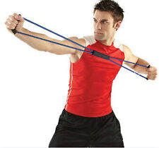 New Tension Exercise Resistance Gym Band Strength Weight Training Workout Yoga