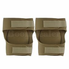 Outdoor Tactical Military Knee Pads Protective Gear Bicycle Skate Combat Game