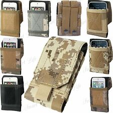 Army Universal Camo Bag Belt Loop Hook Cover Case Pouch Holster 4 Samsung Mobile