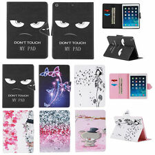 Leather Pattern Mangnetic Stand Smart Cover for iPad 2 3 4 Air Mini Pro 9.7