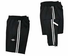 MEN'S FASHION TRACKSUIT BOTTOMS TROUSERS JOGGERS RUNNING JOGGING GYM SWEAT PANTS