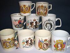 VINTAGE ROYAL CORONATION CUPS ~ click HERE to browse or order