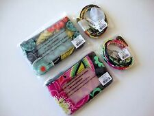 NWT Vera Bradley Zip ID Case & Lanyard Badge Holder - Choose Your Pattern