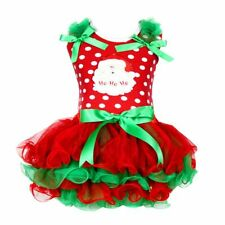 NEW Baby Toddler Girl Kid Costume Party Outfit Xmas Fancy Tutu Dress up Dresses