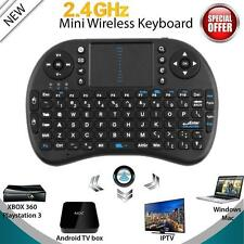Mini Wireless Keyboard 2.4G with Touchpad Handheld Keyboard for PC Android TV LS