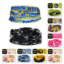 New Cycling Bicycle Outdoor Sport Multi Head Scarf Magic Headband G041-g060