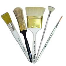 Bob Ross Landscape Series Oil Painting Natural Bristle Brushes - Assorted Types