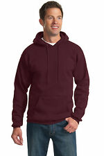 Port & Company Adult PC90H Hooded Sweatshirt Ultimate Pullover NEW S-4XL
