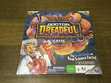 Doctor Dreadful Scabs N' Cuts Game Brand NEW Sealed - Cheap BIN - Free P&P