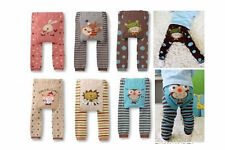 Toddler Newborn Girl Boy Baby Animal Leggings PP Pants Trousers Clothes Bottoms