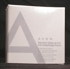 AVON Flawless Make-Up Trio - Eye * Lip * Concealer - Choose Your Shade