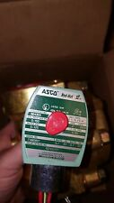 "2"" ASCO 8210G100 2W NC 120/60 SOLENOID VALVE NEW IN BOX (10 AVAILABLE)"