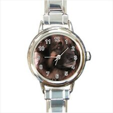 Leonberger Italian Charm Watch (Battery Included)