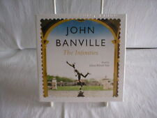 NEW 9 CD AUDIO BOOK THE INFINITIES BY JOHN BANVILLE.