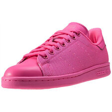 adidas Stan Smith Womens Trainers Pink New Shoes