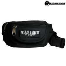 No. Face No Name Fanny pack French Bulldog The Best Ultras Hools Hooligan NEW