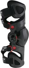 Alpinestars Fluid Tech Carbon Left Knee Brace #