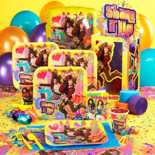 Shake It Up Party Supplies - Dance Party - Individual Items - New -Ships Free