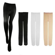 Kid's Dance Pantyhose Adults Footed Tights Stockings Socks Ballet Tights