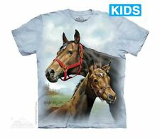 **NEW DESIGN** Hope For The Roses Child's Mountain T-Shirt - Child's S-XL