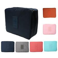 Outdoor Travel Cosmetic Makeup Bag Toiletry Organizer Storage Pouch Pocket Case