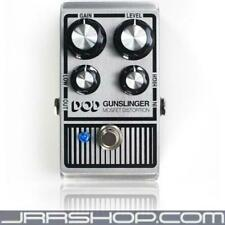 Digitech Gunslinger Mosfet Distortion Pedal New JRR Shop