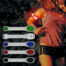 New Reflective Safety Belt Arm Strap Night Cycling Running LED Armband Light SZ