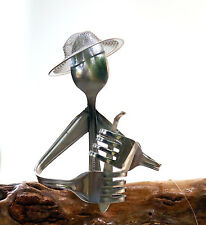 Add A Hat To Your Fisherman, Custom Doll Accessories, Miniature Clothing Sun Hat