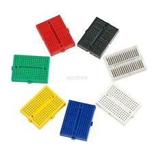 Solderless Prototype PCB Breadboard with 65pcs Jumper Leads Wires Tie-point