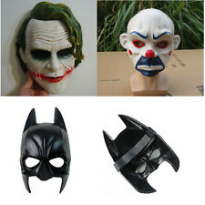 Joker The Dark Knight Batman face mask Comics Superhero masquerade party Costume
