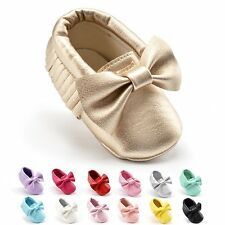 Lovely Baby Learn to Walk Soft Shoes Infant Toddler Prewalkers Sole Non-slip