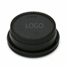 New Body Cap + Rear Lens Cover for Nikon DSLR SLR AI AF Digital Camera