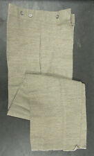 Reproduction Civil War JEAN WOOL Foot Trousers for Reenactments - Various Sizes
