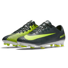 Nike MERCURIAL VAPOR XI CR7 FG Mens Lace Up Athletic Outdoor Soccer Cleat Shoes