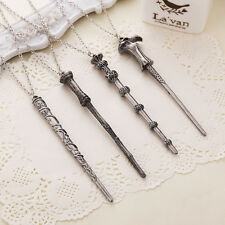 New 4pcs/lot Harry Potter Dumbledore Lord Voldemort Hermione Necklace