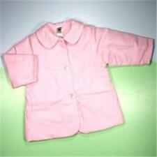 Frogs, Frills & Daffodils Girl's Pink Lightweight Swing Coat- 2 Sizes-12M or 24M