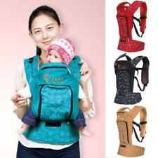 New Breathable Cotton Front Baby Carrier Comfort Backpack Sling Wrap