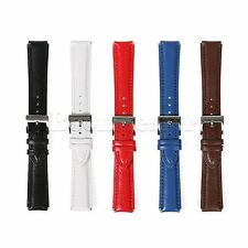Genuine Leather Watch Band Quick Release Pins Strap For HUAWEI HONOR S1 WATCH