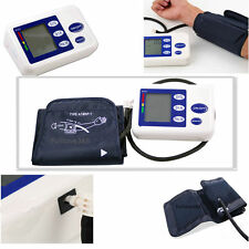 New Digital Arm Blood Pressure Upper Automatic Monitor Heart Beat Meter LCD LC