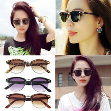 New Fashion Retro Vintage Womens Mens Designer Oversized Sunglasses Glasses LC