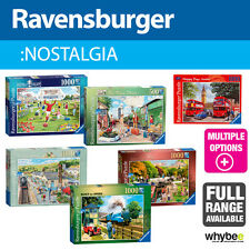 Ravensburger Nostalgia Adult Jigsaw Puzzles - 30 designs to choose from!