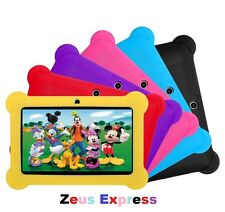 "Tablet PC 7"" Case  Kids Screen Film Android 4.4 Quad Core Dual Camera 1.2Ghz 8GB"