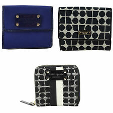 NWT Kate Spade Classic Noel French Wallet VARIOUS STYLE