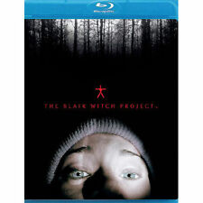 The Blair Witch Project (Blu-ray Disc, 2010) w/ UV Ultra Download~FREE SHIPPING!
