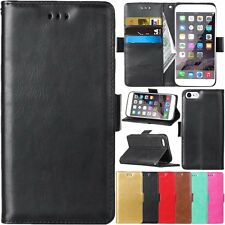 Fashion Flip Leather Wallet Cards Stand Magnetic Case Cover For Apple iPhone 6